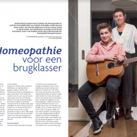 "Interview ""Homeopathie Magazine&quote;"